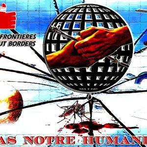 LIEN HUMANITAIRE : MÉDECINS SANS FRONTIÈRES - NE BRISONS PAS NOTRE HUMANITÉ (Images réalisées en 2010 à partir de photos récupérées sur le net).